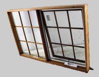 Modern Colonial Windows