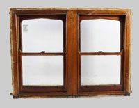 Double Sash Window