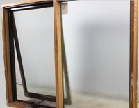 Plain Awning Windows