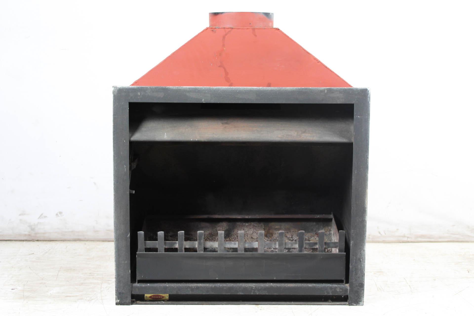 Steel Wood Fire Boxes Renovators Paradise