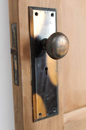 Oversized Door Hardware