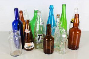 Rustic Bottles