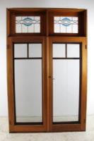 external doors with glass