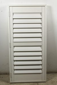 second hand shutters
