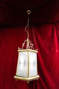 brass light