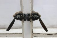 Old Steel Latches