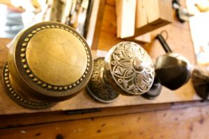 External Door Knobs