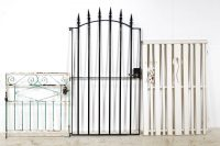 Single Second Hand Gates
