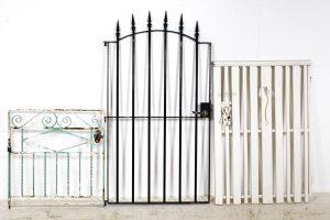 Single Second Hand Gates
