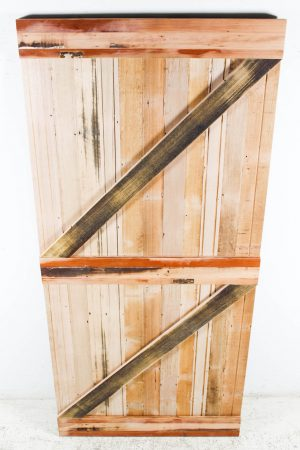 Custom Rusic Barn Door