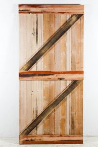 Custom Rusic Barn Door