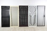 Recycled Security Doors