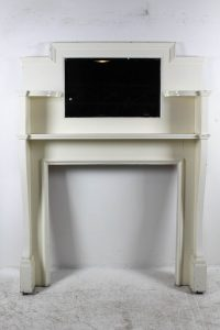 recycled timber mantles