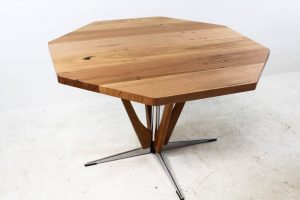 Octagon-Retro-Recycled-Table