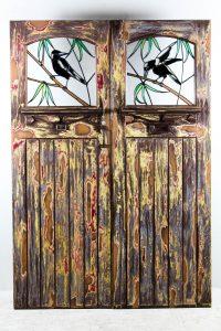 recycled period doors