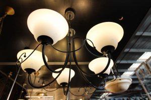 5 branch lighting