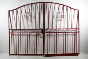 recycled gates